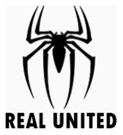 Real United logo